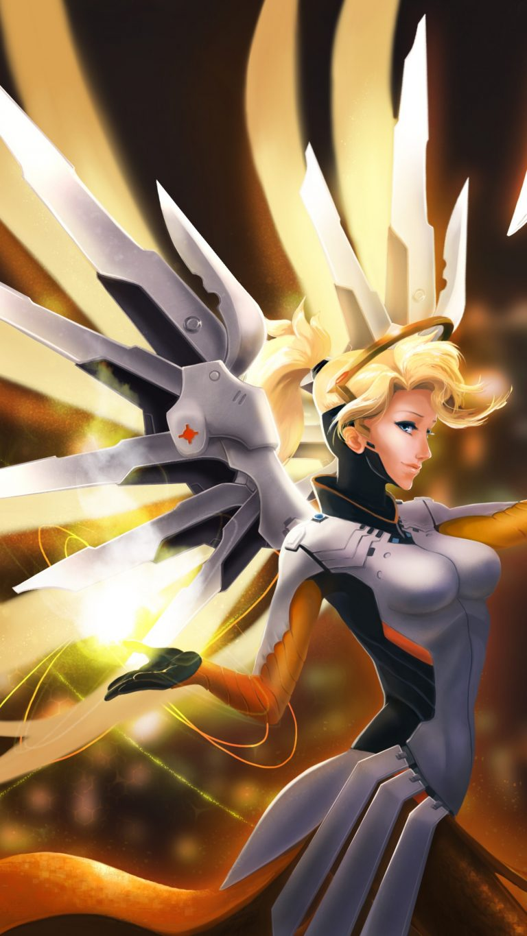 mercy wallpaper 119