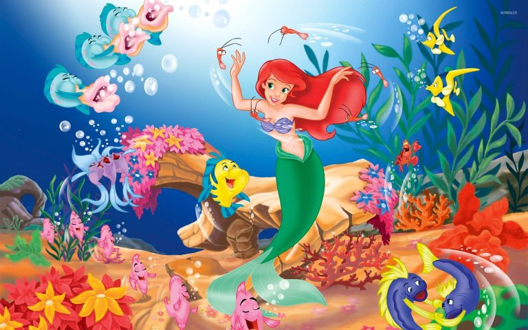 mermaid wallpaper 102