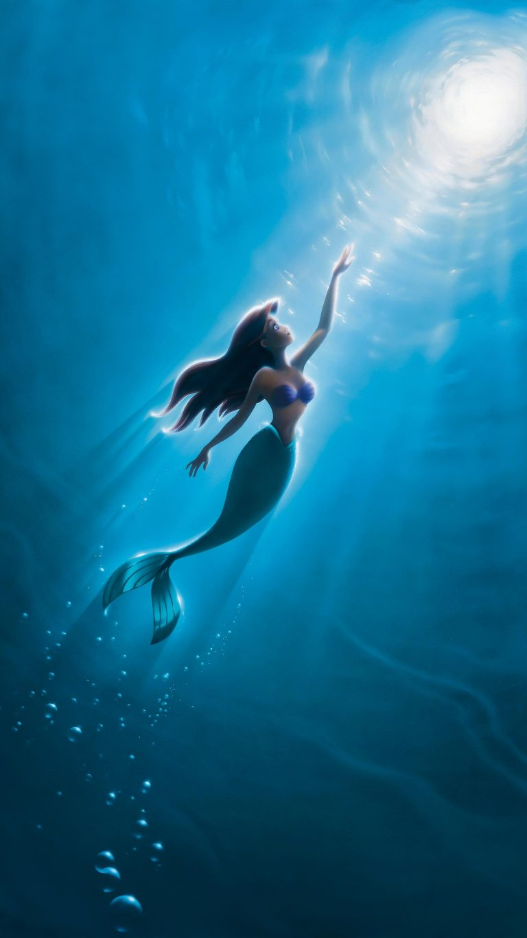 mermaid wallpaper 104