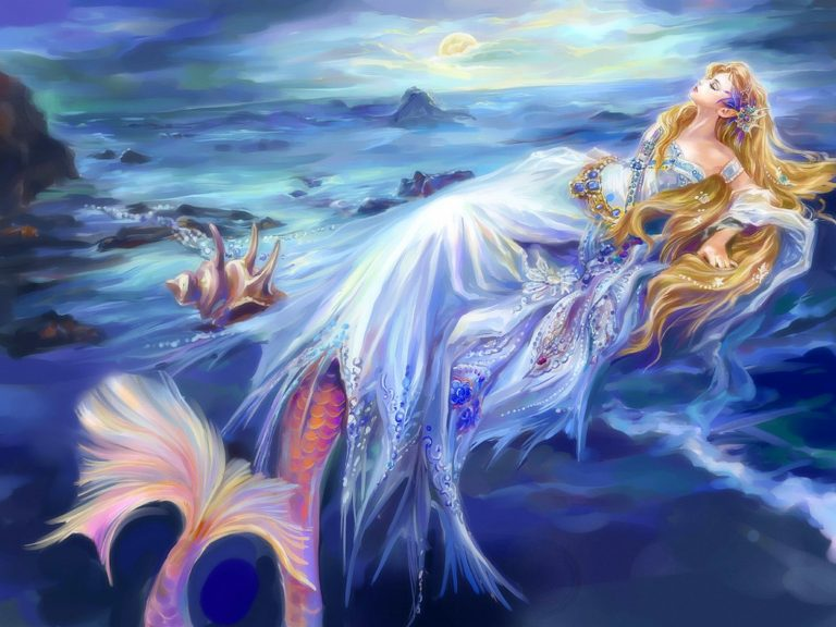 mermaid wallpaper 107