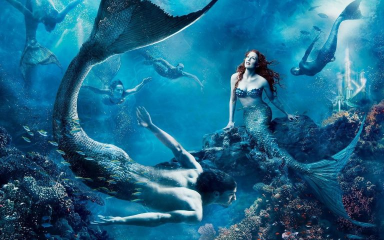 mermaid wallpaper 115
