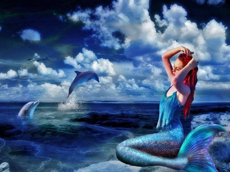 mermaid wallpaper 116