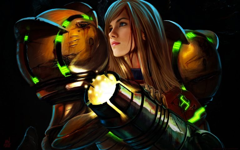 metroid wallpaper 36