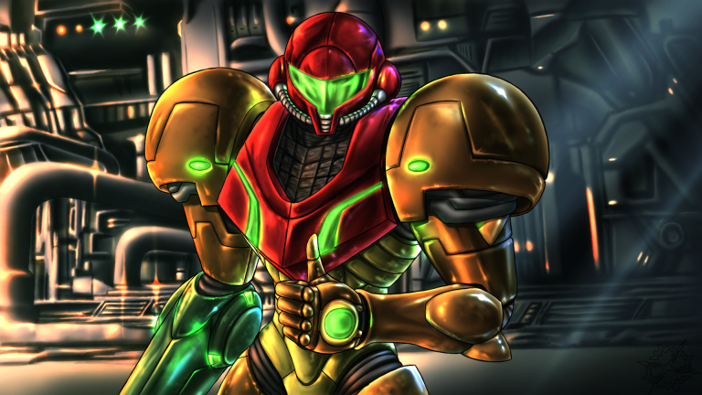 metroid wallpaper 188
