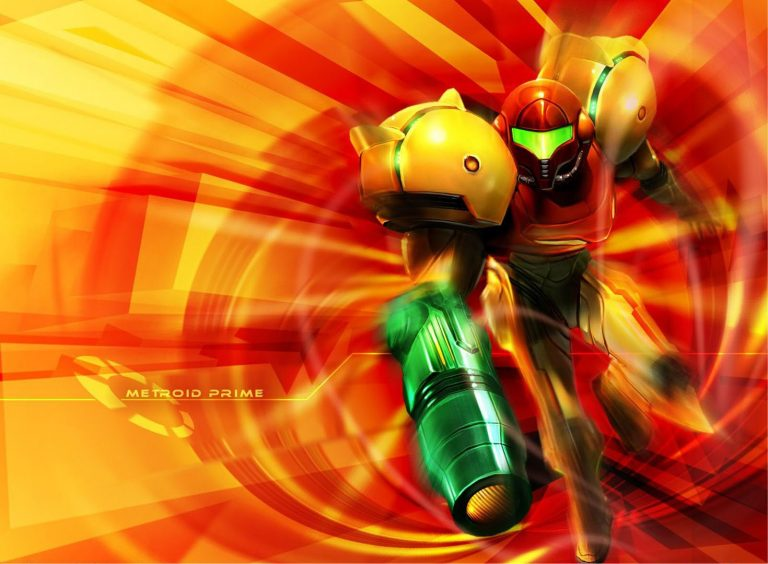 metroid wallpaper 204
