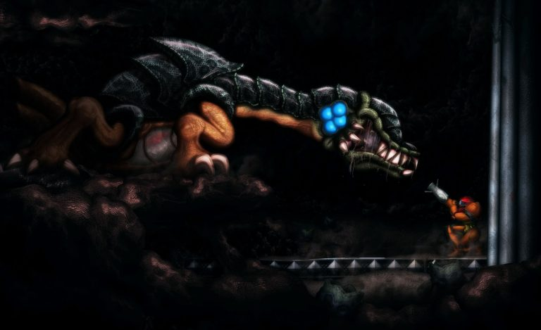 metroid wallpaper 222