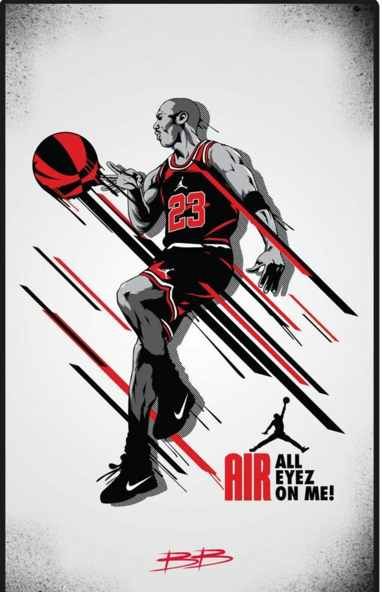 michael jordan wallpaper 107