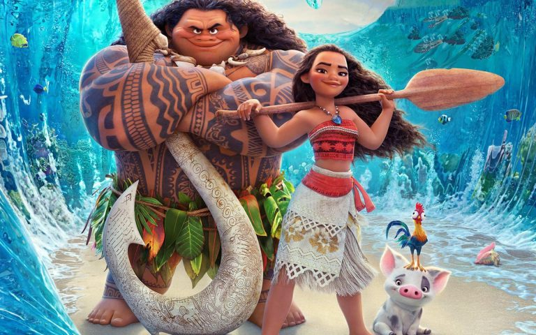 moana wallpaper 100