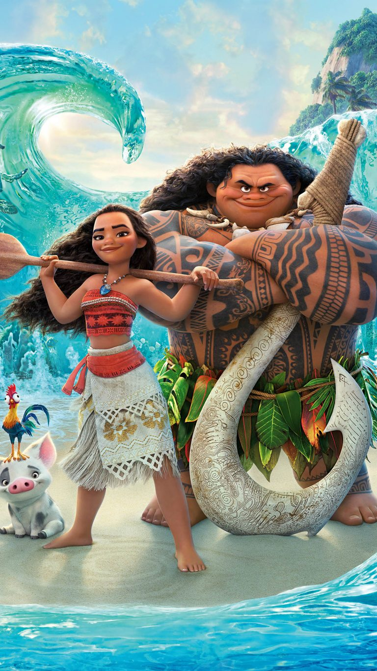 moana wallpaper 101