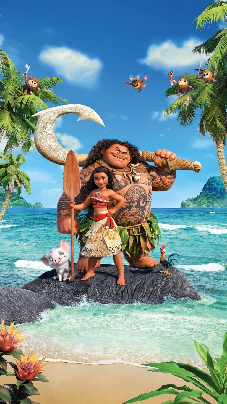 moana wallpaper 113