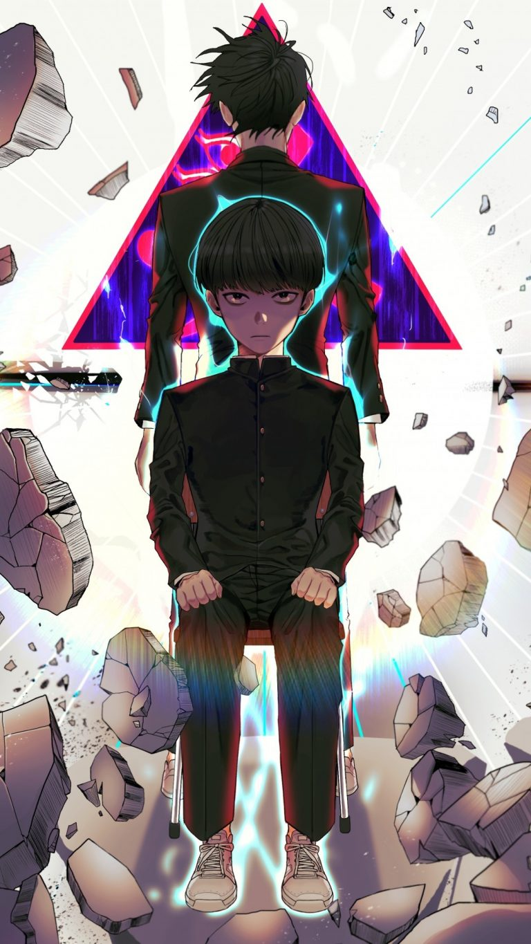 mob psycho wallpaper 79