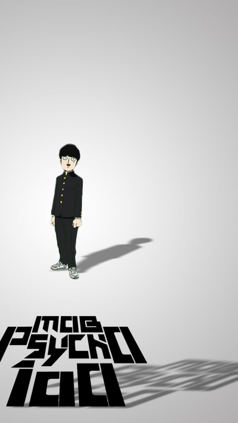 mob psycho wallpaper 115