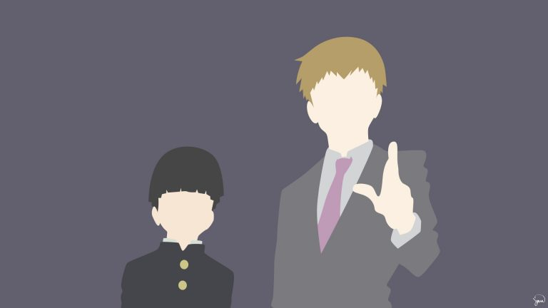 mob psycho wallpaper 135