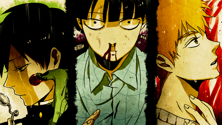 mob psycho wallpaper 139