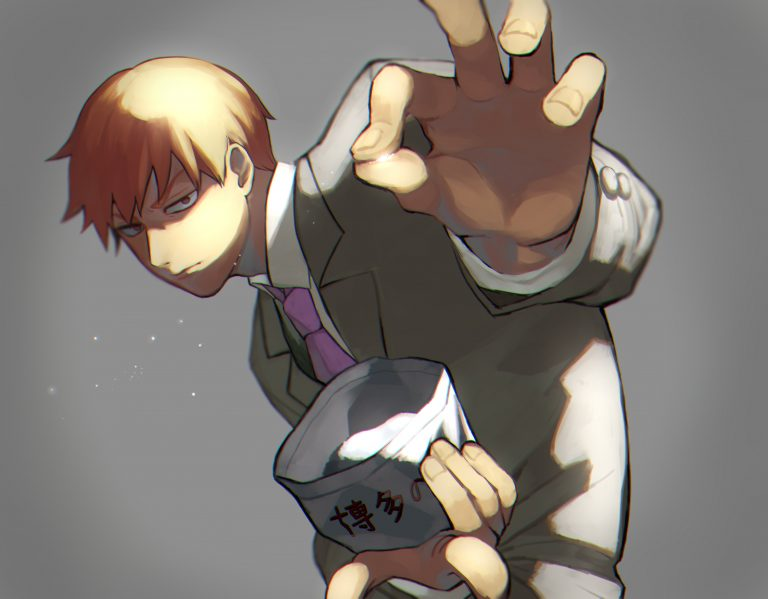 mob psycho wallpaper 155