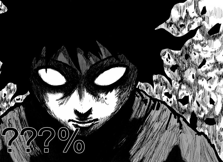 mob psycho wallpaper 170