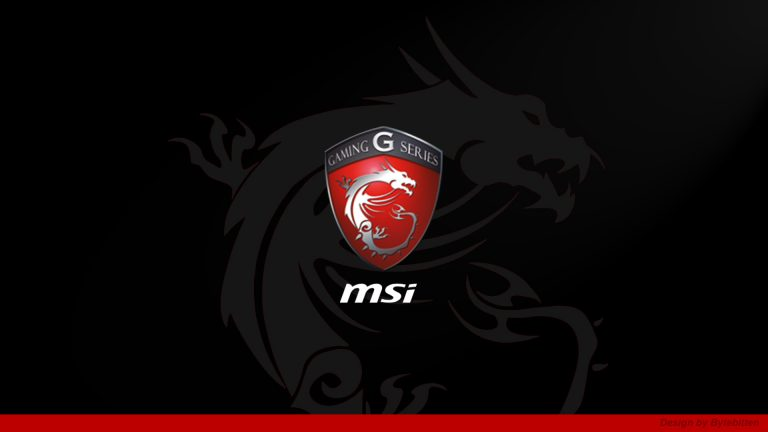 msi wallpaper 10