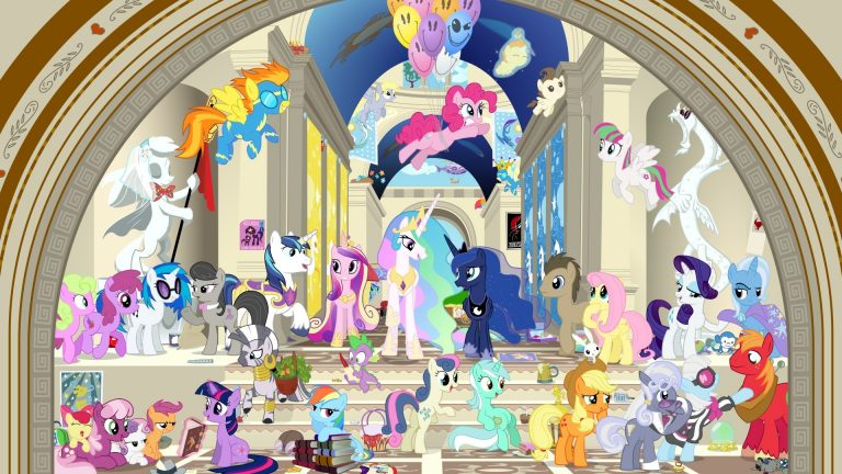 my little pony wallpaper 149