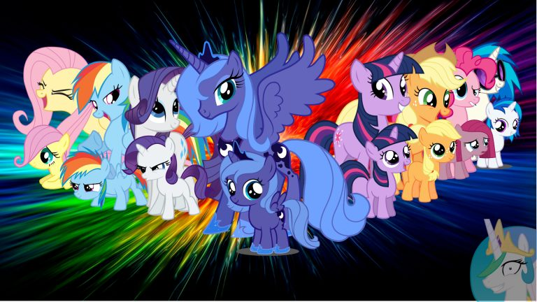 my little pony wallpaper 150