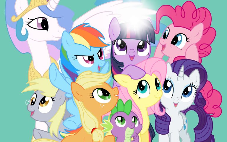 my little pony wallpaper 154