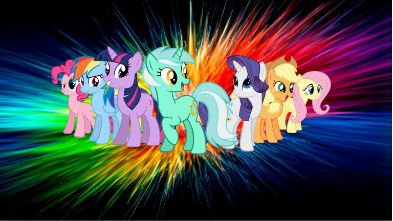 my little pony wallpaper 164