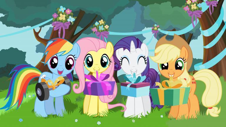 my little pony wallpaper 167