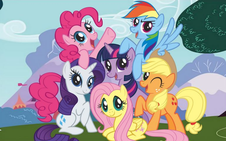 my little pony wallpaper 170