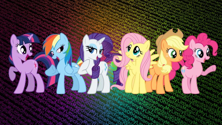my little pony wallpaper 182