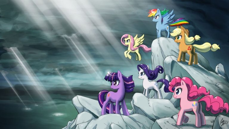 my little pony wallpaper 190