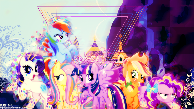 my little pony wallpaper 194