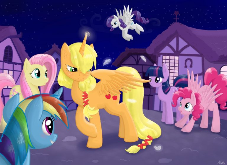 my little pony wallpaper 196