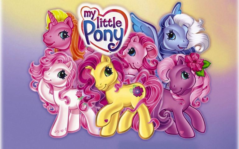 my little pony wallpaper 200