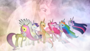 my little pony wallpaper 201