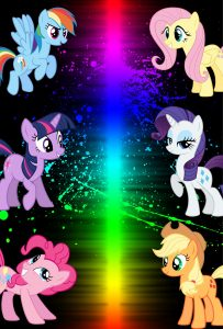 my little pony wallpaper 203