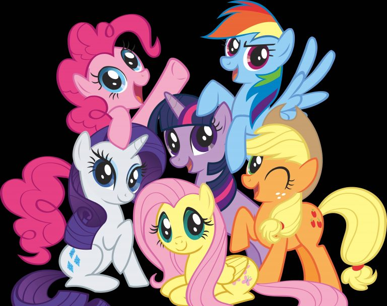 my little pony wallpaper 204