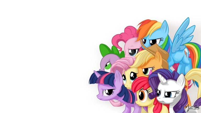 my little pony wallpaper 205