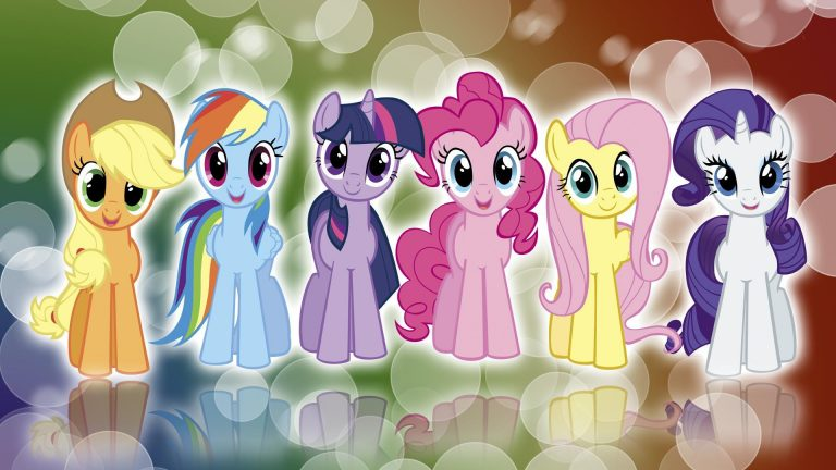 my little pony wallpaper 206