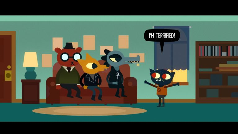 night in the woods wallpaper 100