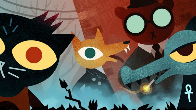 night in the woods wallpaper 105