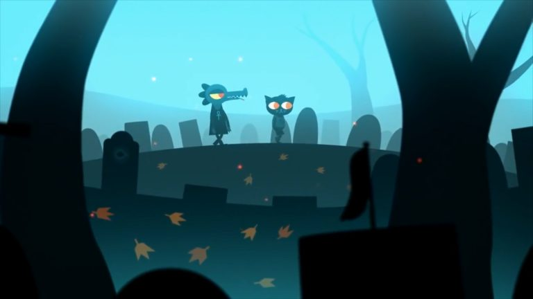 night in the woods wallpaper 111