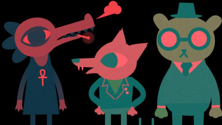 night in the woods wallpaper 113