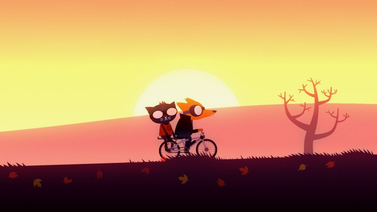 night in the woods wallpaper 114