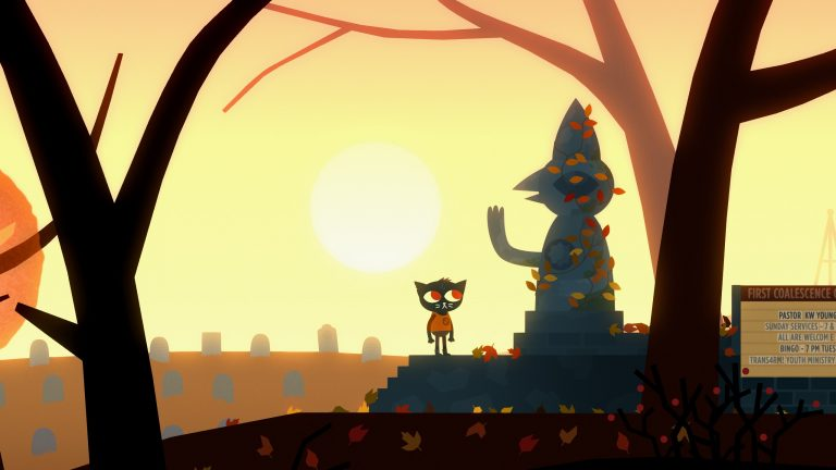 night in the woods wallpaper 116