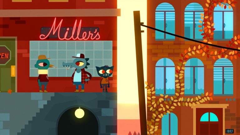 night in the woods wallpaper 117