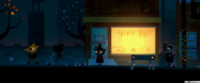 night in the woods wallpaper 124