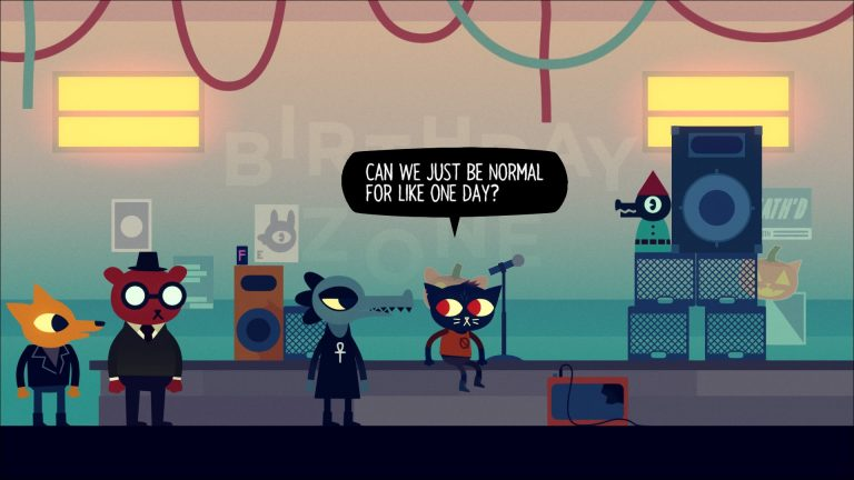 night in the woods wallpaper 131