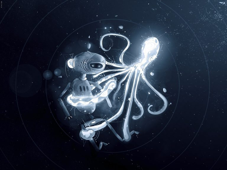 octopus wallpaper 061