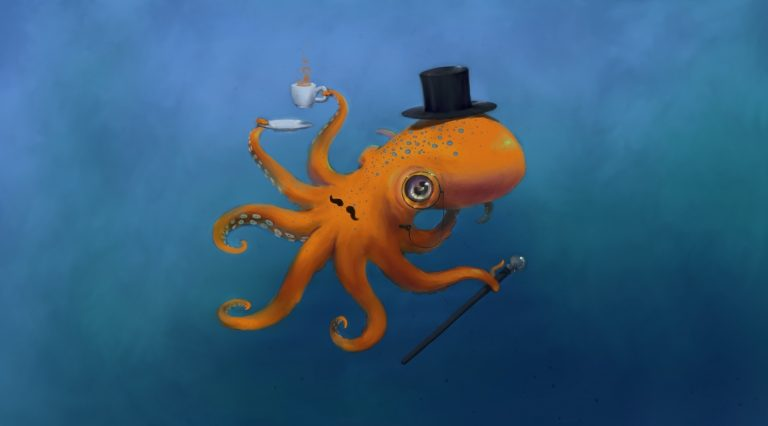 octopus wallpaper 103