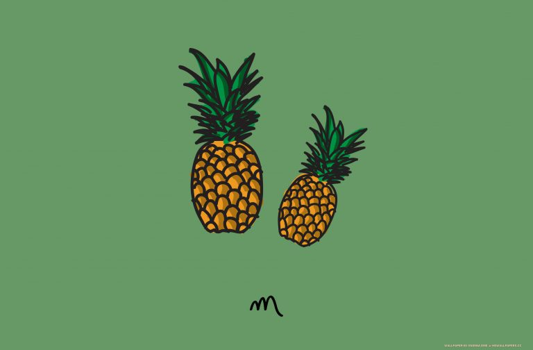 pineapple wallpaper 64