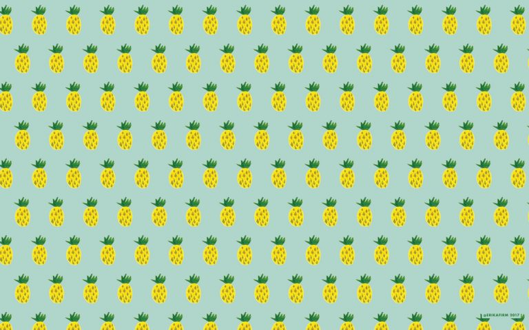 pineapple wallpaper 75